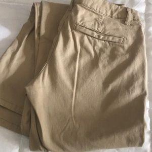 Woman's Aeropostale Tan Pants